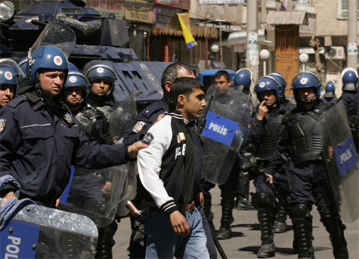 223 Kurdish minors arrested in November