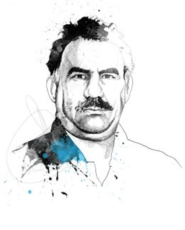 Abdullah Ocalan is one of Time magazine's 100 Most Influential Leaders 2013