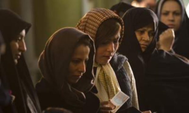 The constitution prevents women candidacy for the Iranian presidential election