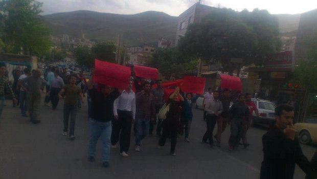 Workers' International Day in Eastern Kurdistan / Holding ceremonies despite the pressures