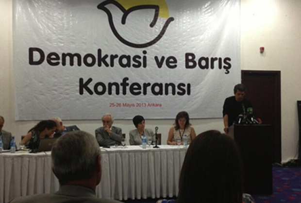 Ankara conference for Democracy and Peace, final resolution