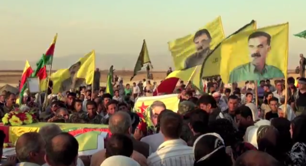 Among the Kurds of Rojava [VIDEO]