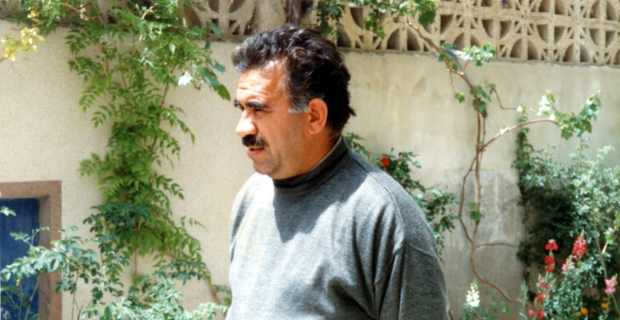 Abdullah Öcalan: This process has three components