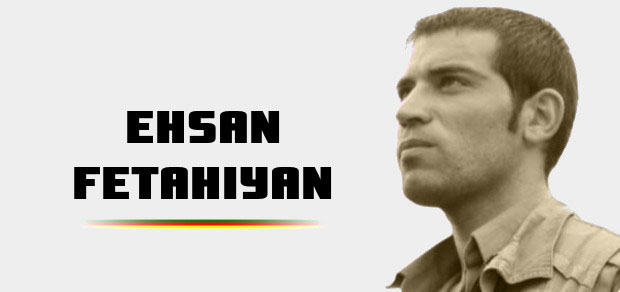 Humanity will never forget him / In memorial of Ehsan Fetahiyan