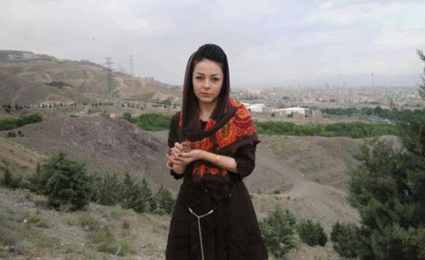 17 years old girl was shot and killed by the Iranian security forces