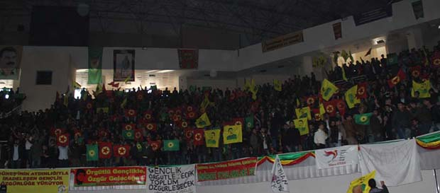 BDP Youth Congress was held in Amed