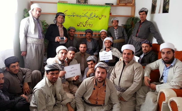 Anti-ISIS stance by religious scholars in Rojhelat