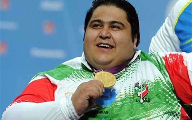 World's strongest paralympian dedicated his gold medal to Kobanî