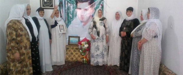 7th anniversary of the martyring of Ibrahim Lutfullahi in Sine