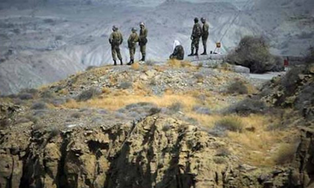 Iranian regime makes the new military bases in border areas