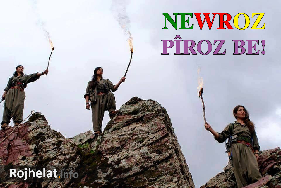 Kawa and the story of Newroz