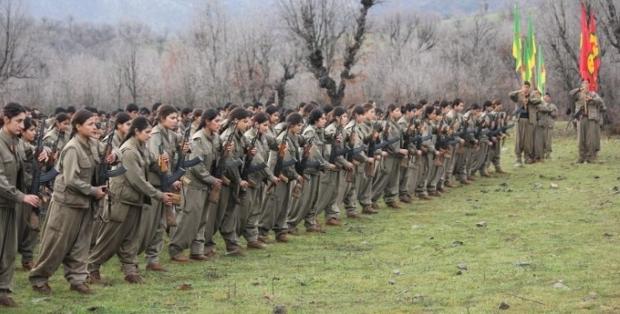 The occurrence of conflict in Şemdînan and drives back the Iran's Sepah in Jasoosan Hill