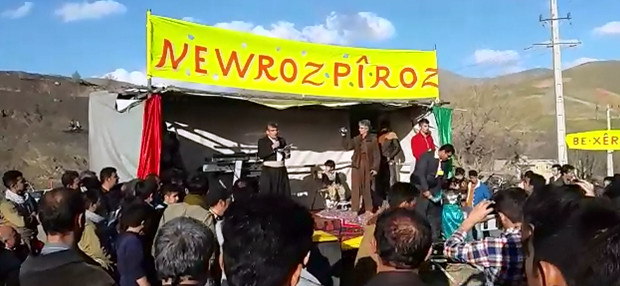 "Kurdish New Year ""Newroz 2715"" in Rojhelat / REPORT"