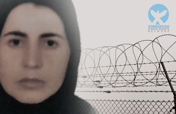 KHRN: Kurdish female political prisoner on hunger strike in Iran's Yasouj prison