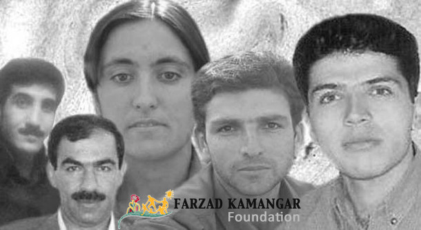 Farzad Kamanger Foundation's statement for May 9th martyrs