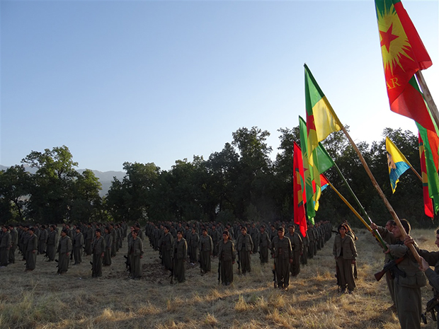 15 August Initiative marked in guerrilla areas
