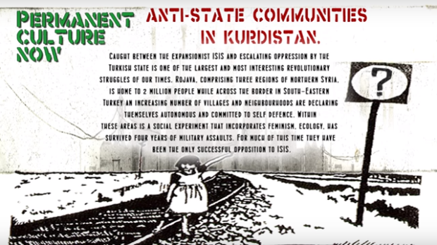 Bristol hosts event on Rojava Revolution: Anti-State communities in Kurdistan