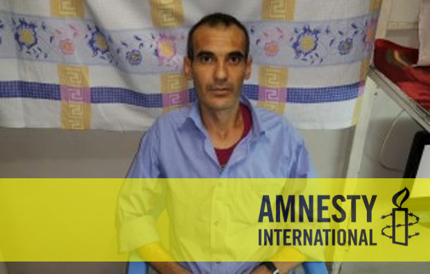Amnesty International: Jailed Syrian Kurd in Iran needs surgery