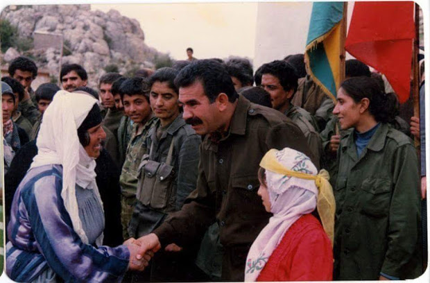 Leader APO in Rojava 02
