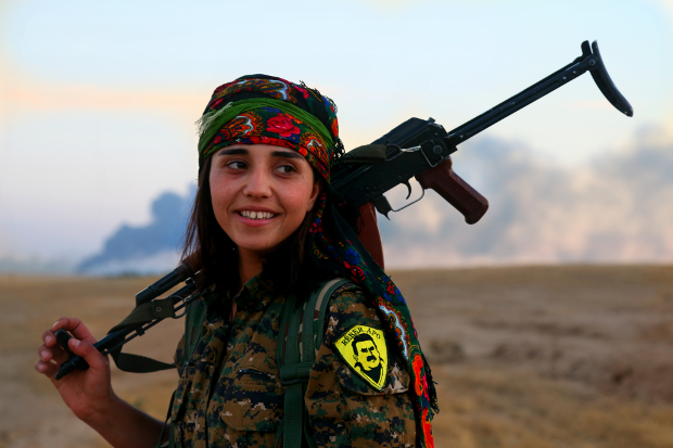 Documentary on YPJ who rewrote the history of women: ANF
