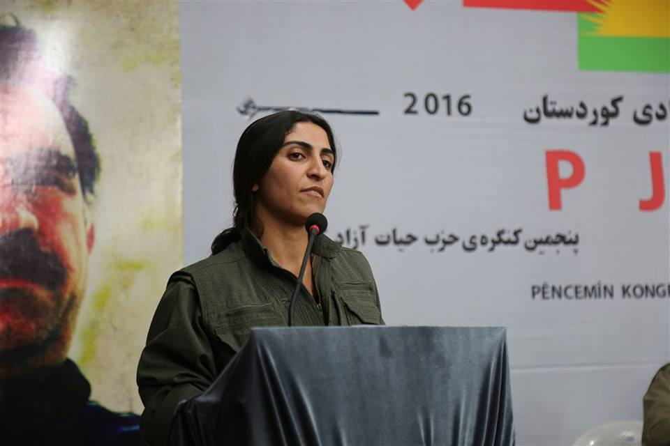 Zîlan Vejîn: Creating People's Democratic front is our priority in Iran