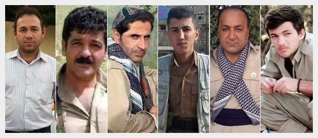 Two explosions in KDP-Iran HQ results in 7 martyrs