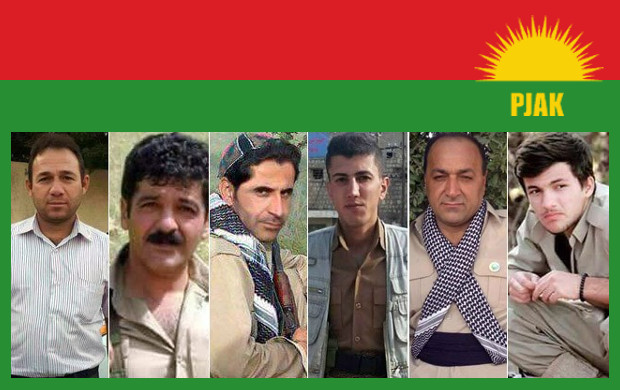 PJAK: Our sympathy is with families of martyrs and KDP-Iran
