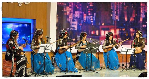 Kurdish music group banned from performing at Kermansha festival: Reported KHRN