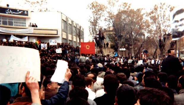 The anniversary of 22nd February 1999, Rojhelat
