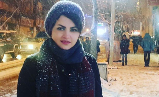 KHRN: Iran forces detain Kurdish activist Farzaneh Jalali in Kirmaşan