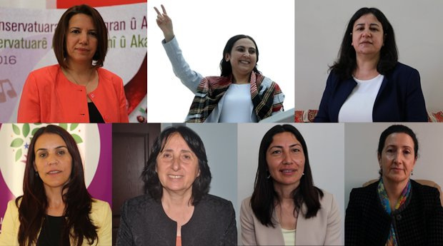 March 8 messages from imprisoned female MPs: We'll build another world