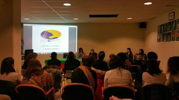 RONAK held its first congress in Sweden
