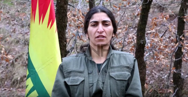 The co-chair of PJAK Zîlan Vejîn's Newroz Message