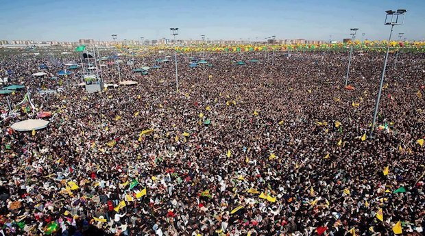 """HDP: Newroz to be celebrated with the slogan """"We'll definitely win"""""""