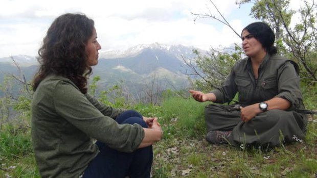 YJA Star guerrilla form Rojhelat speaks of her break from the system in Iran