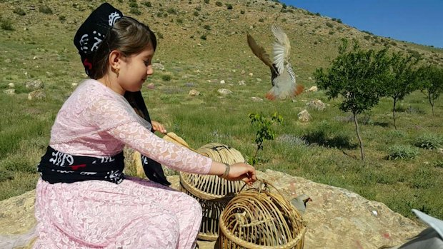 Bokani kids invitation for the hunters to make peace with nature