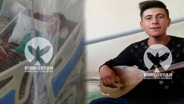 KHRN: Kurdish juvenile Kolber was shot dead by Iranian border guards