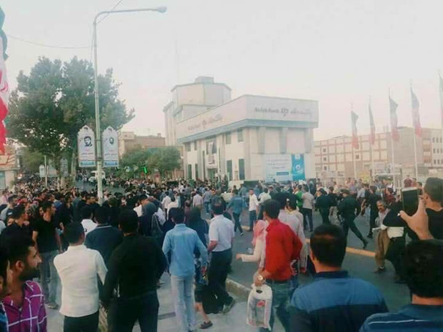 Rising anger in Rojhelat against the Iranian regime