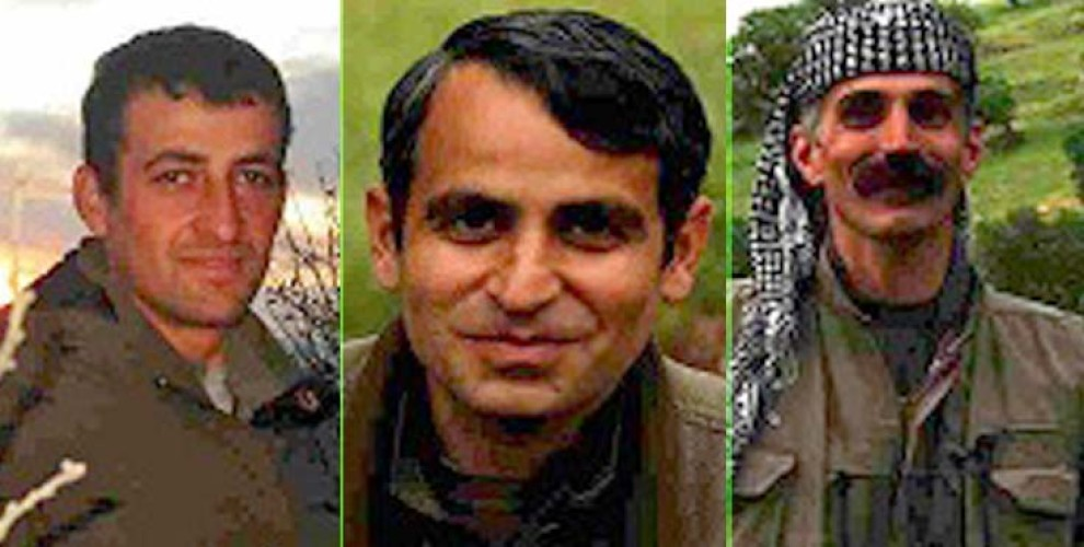 KODAR released the identity of three guerrillas martyred during Sine clashes.