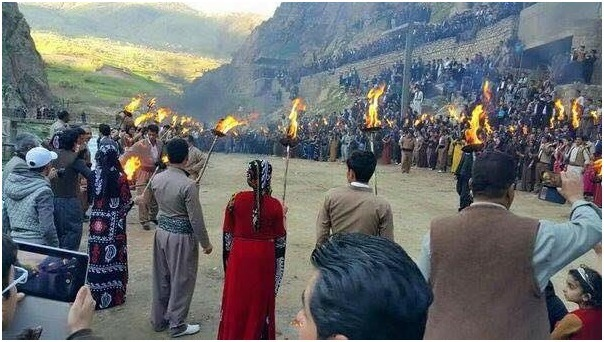 Newroz is the Symbol of Life and Resistance