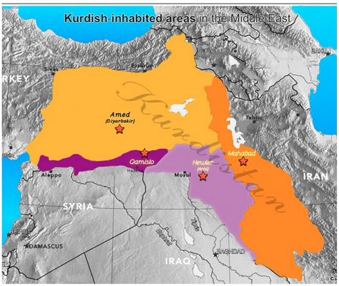 The heart of the Middle East is beating up in Kurdistan!