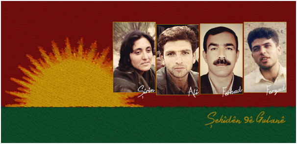 The execution of the martyrs on 9th May was revenge against the peoples of Iran and East Kurdistan.