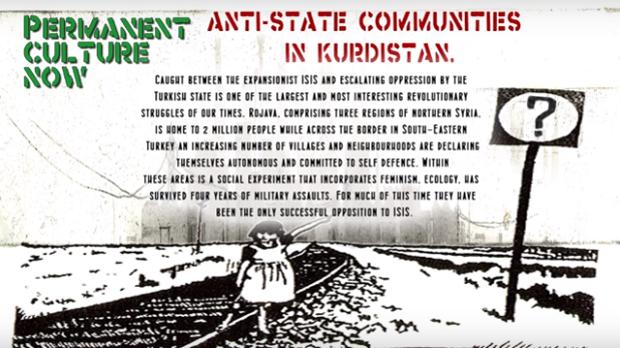 Bristol hosts event on Rojava Revolution: Anti-State communities in Kurdistan
